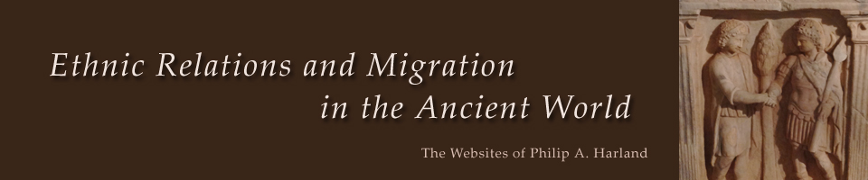 Ethnic Relations and Migration in the Ancient World:  The Websites of Philip A. Harland